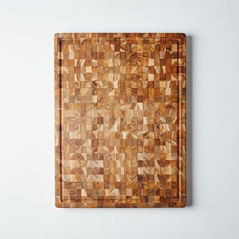 Extra Large End Grain Carving Board on Food52