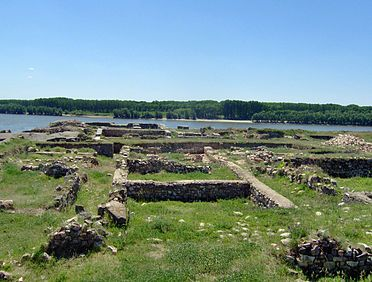 Capidava (Kapidaua, Cappidava, Capidapa, Calidava, Calidaua) was an important Geto-Dacian center on the right bank of the Danube. After the Roman conquest, it became a civil and military center, as part of the province of Moesia Inferior (later Scythia Minor), modern Dobruja.Capidava.jpg
