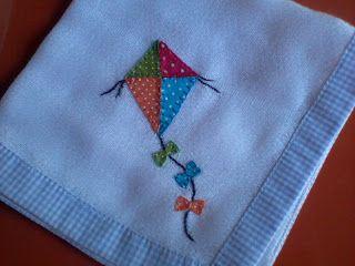 Flor de Pano By Keila: fraldas de bebe em patch aplique