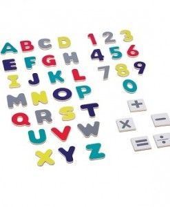 Graffiti Magnetic Letters & Numbers $21.95 #sweetcreations #education #family #organisation #learning #charts