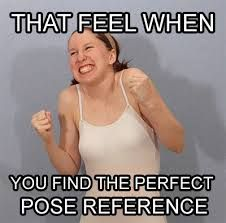 Image result for victory pose reference