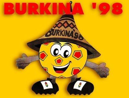 Fofo CAN Burkina Faso 1998