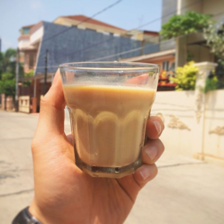 Drink cold brewed Lintong with milk to spend this hot, sunny day!  #rumacoffee #coldbrew www.rumacoffee.com