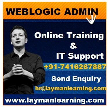 It is a command line interface. A training by layman learning