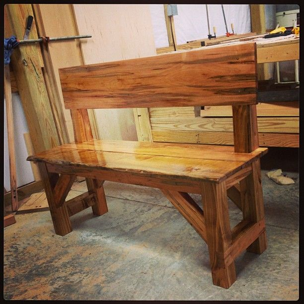 Dining Room Bench With Back: 1000+ Ideas About Dining Bench With Back On Pinterest