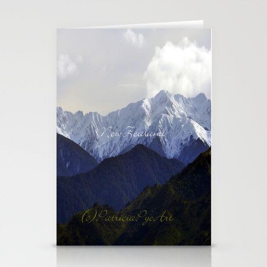 Tararuas Stationery Card