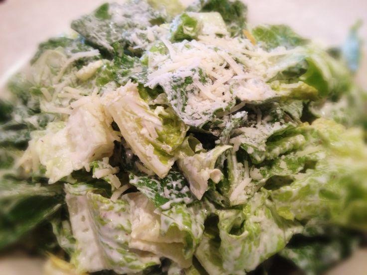 Caesar Salad: 7/4/13