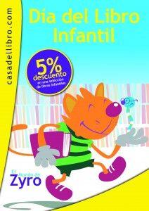 Día Libro Infantil y Juvenil en Casa del Libro. 02 de abril de 2014.