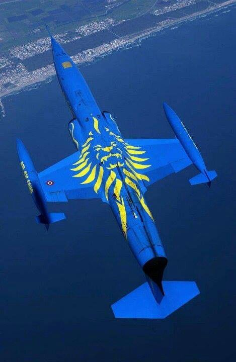 F104 21° Gruppo Special Color
