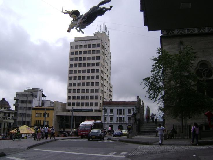 Edificio en el marco de la plaza de bol var anteriormente - Centro hipotecario bbva ...