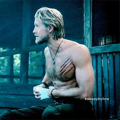 Nick Hawley (Matt Barr), Sleepy Hollow | 32 Men On TV Who Made You Thirsty In 2014