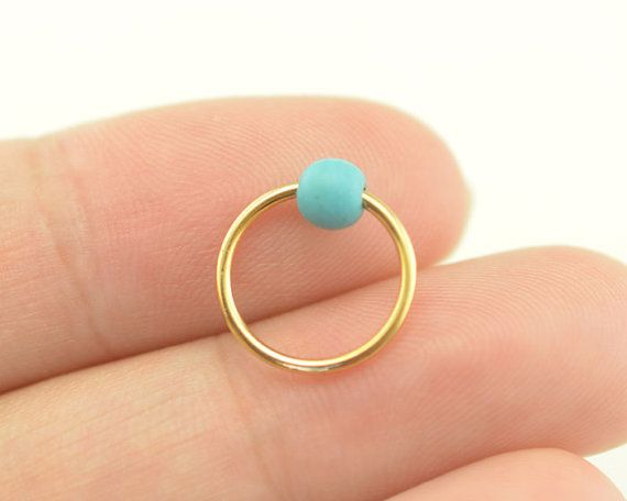 cartilage earringtragus earringscartilage hoop by vickybodyjewelry