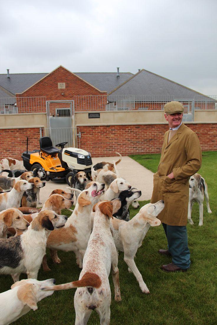 Bicester Hunt #garden #cubcadet #dogs #lawn #mower #BicesterHunt