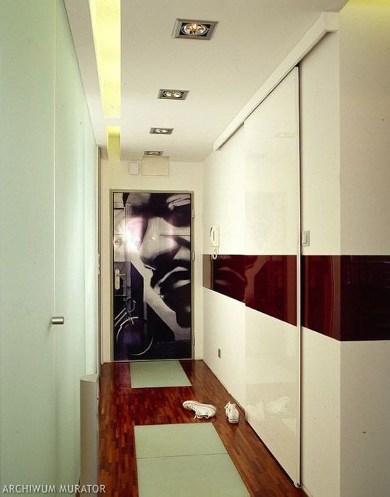 Современный дизайн прихожей и коридора