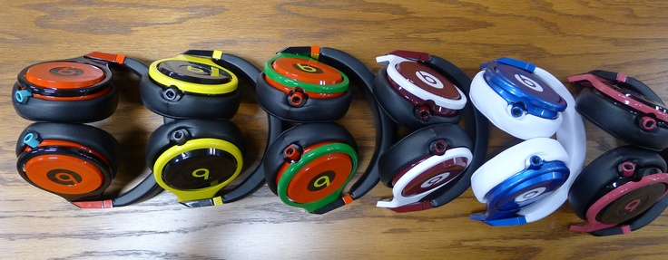 Which pair of Beats Pro do you like?
