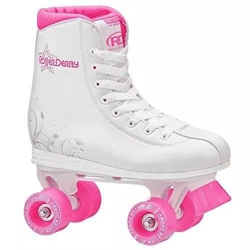 patins infantil quad roller derby star 350 girl