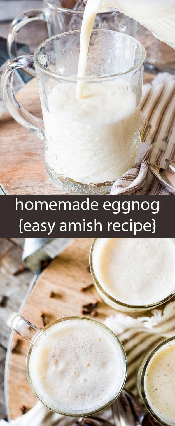 Best 25 homemade eggnog ideas on pinterest easy eggnog recipe eggnog alcoholic drinks and - Traditional eggnog recipe holidays ...