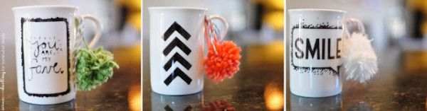 Sharpie Mug Art | Delineate Your Dwelling