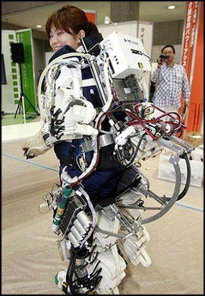Robot Suit - Robot Technology
