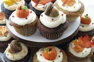 Cupcakes di stagione