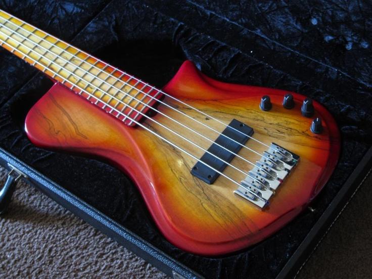 One super cool Phoenix bass....