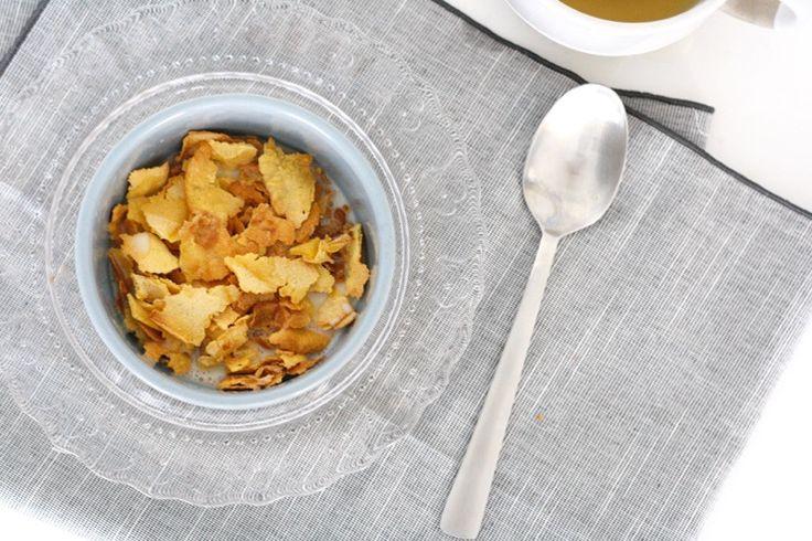 Homemade Cornflakes (van Chickslovefood)
