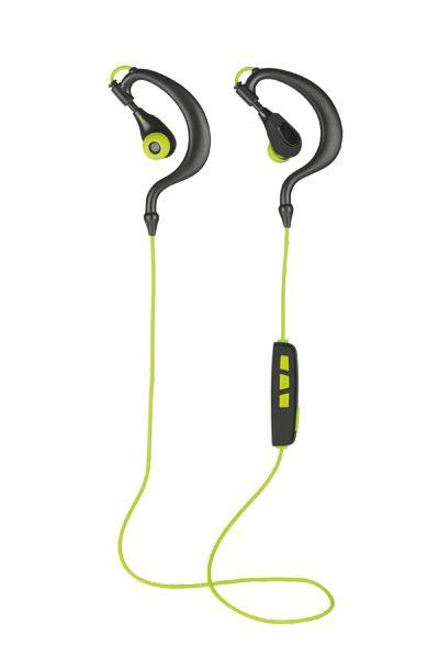 www.trust.com - #20890 - senfus bluetooth sports in-ear headphones