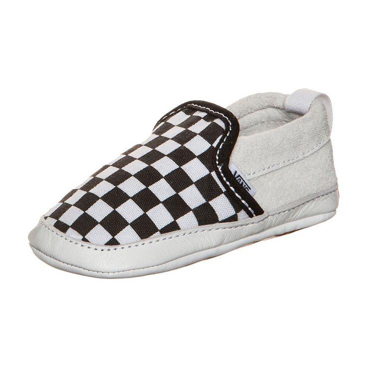 VANS Slip-On Crib Checkerboard Sneaker Kleinkinder