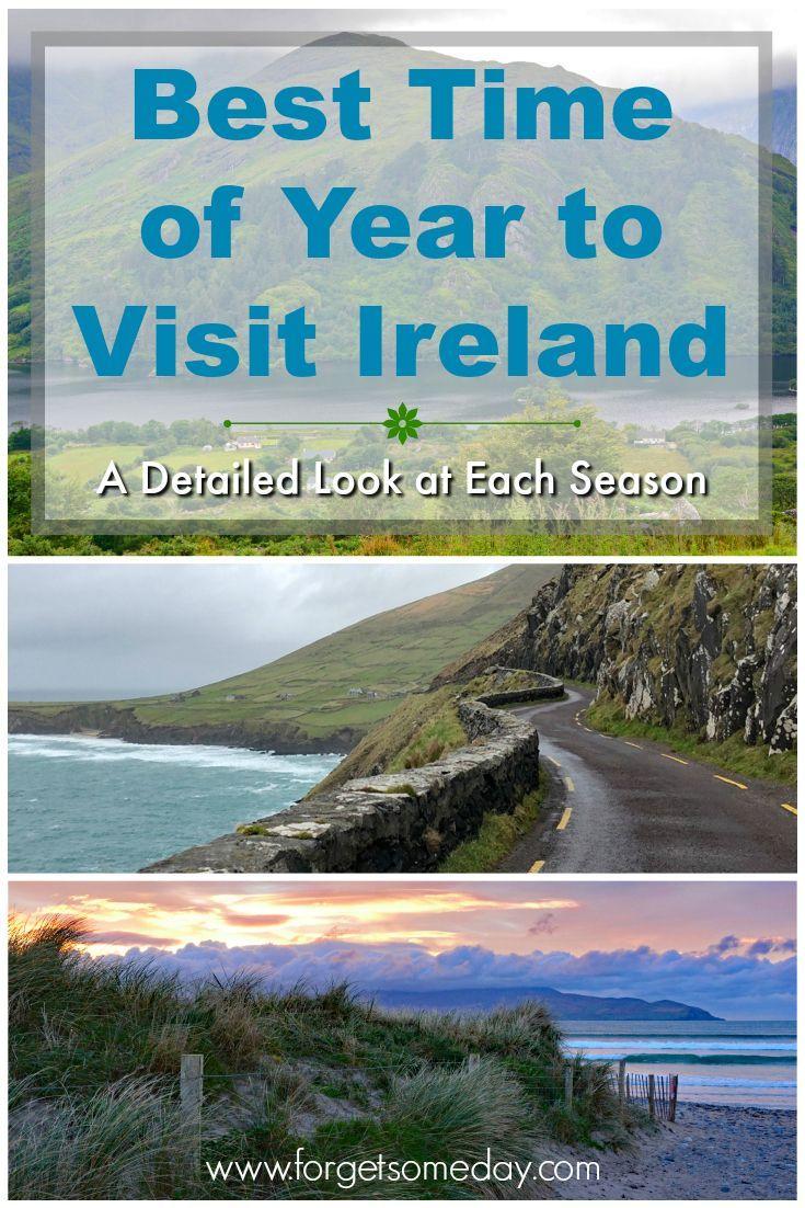 Best Time To Visit Ireland Amazing Places Ireland