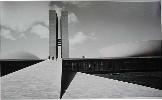 The Brasilia of Oscar Niemeyer seen by Lucien Hervé.Follow: STUA Timeless Design