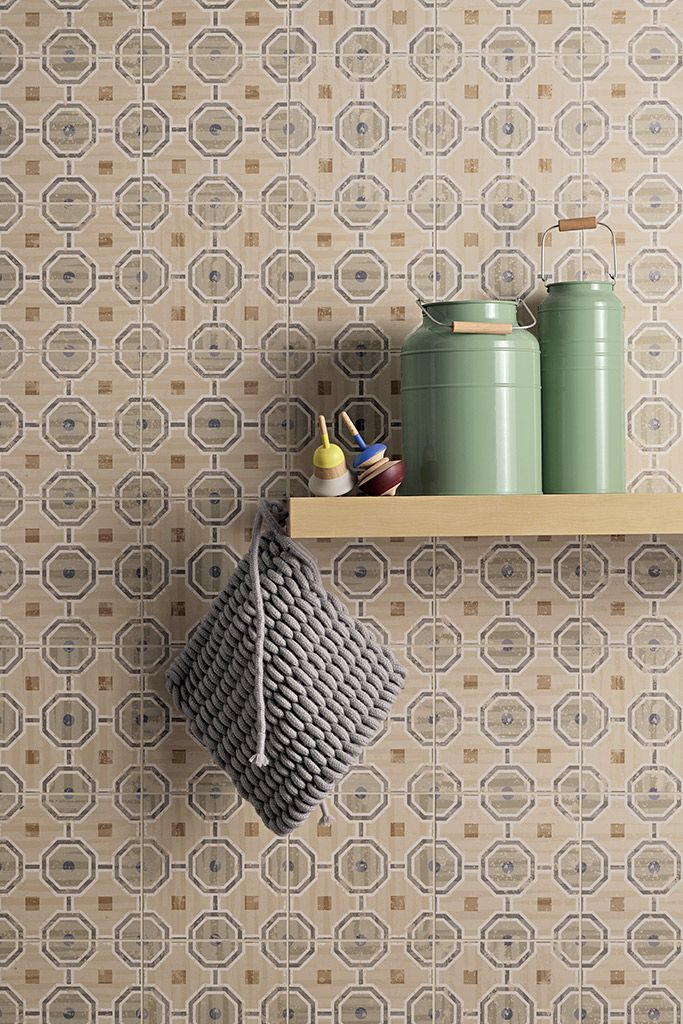 Cementine evo ceramiche fioranese piastrelle in gres for Piastrelle heritage