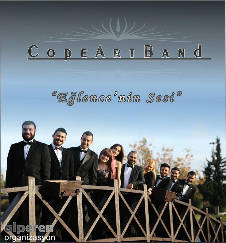 2014 de adımızı ve projelerimizi daha çok duyacaksınız ... #CopeArtBand #izmir  CopeArt Band , özel etkinlik ve organizasyonlarınız için sizler ile buluşmayı bekliyor ...  gurolalperen@hotmail.com - 0507 912 42 99