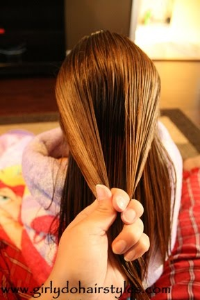 Very Cute Hair Ideas....like this quick fix that is pictured!
