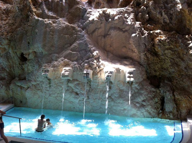 Jaskynné kúpele - Miskolc-Tapolca, Maďarsko