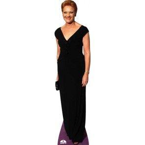 Pauline Hanson Lifesize Cardboard Cutout