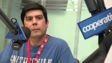 Por si se perdieron a David Rubilar  conversando con Cecilia Rovaretti en Radio Cooperativa, acá lo pueden ver 📻