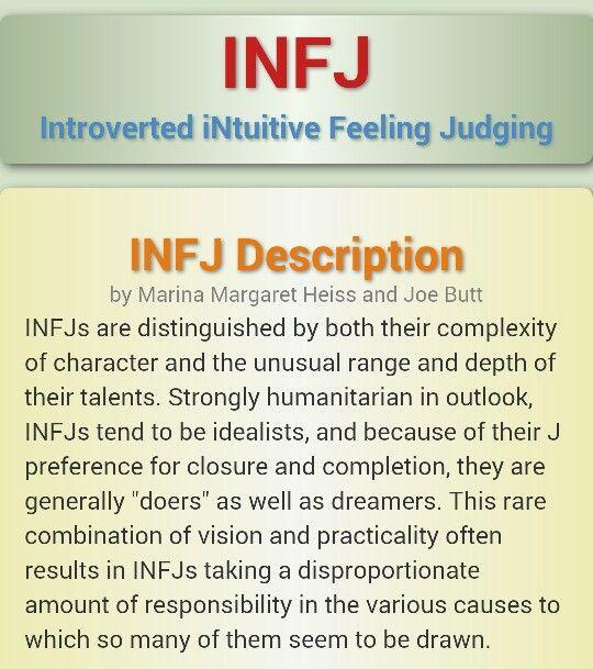 http://www.humanmetrics.com/personality/INFJ this is spot on. Makes me sad :-(