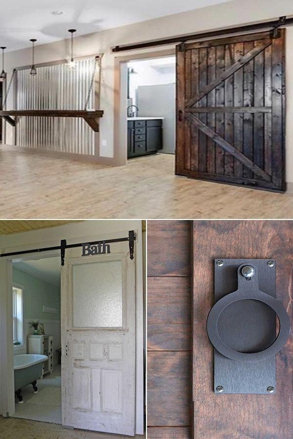Interior Sliding Barn Doors For Homes Barn Door Bedroom Door Small Barn Doors For Sale Barn Door Doors Barn