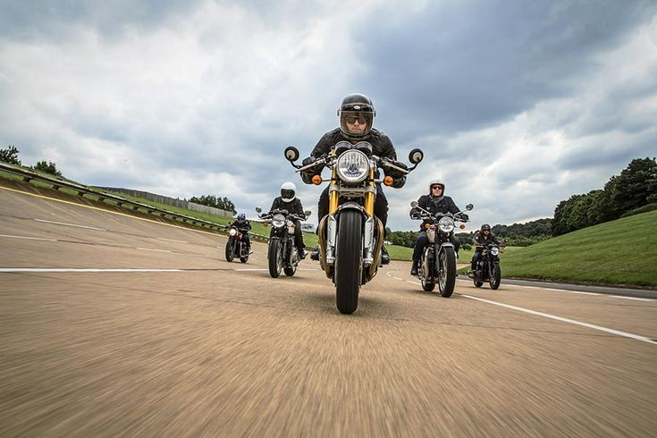 Triumph Motorcycles completes 3 years in India https://blog.gaadikey.com/triumph-motorcycles-completes-3-years-india/