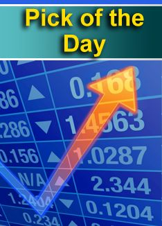 pick of the day... daily stock recommendations