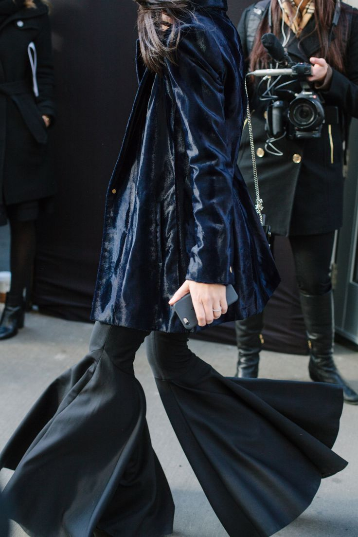 They Are Wearing: New York Fashion Week Fall 2016 Photos