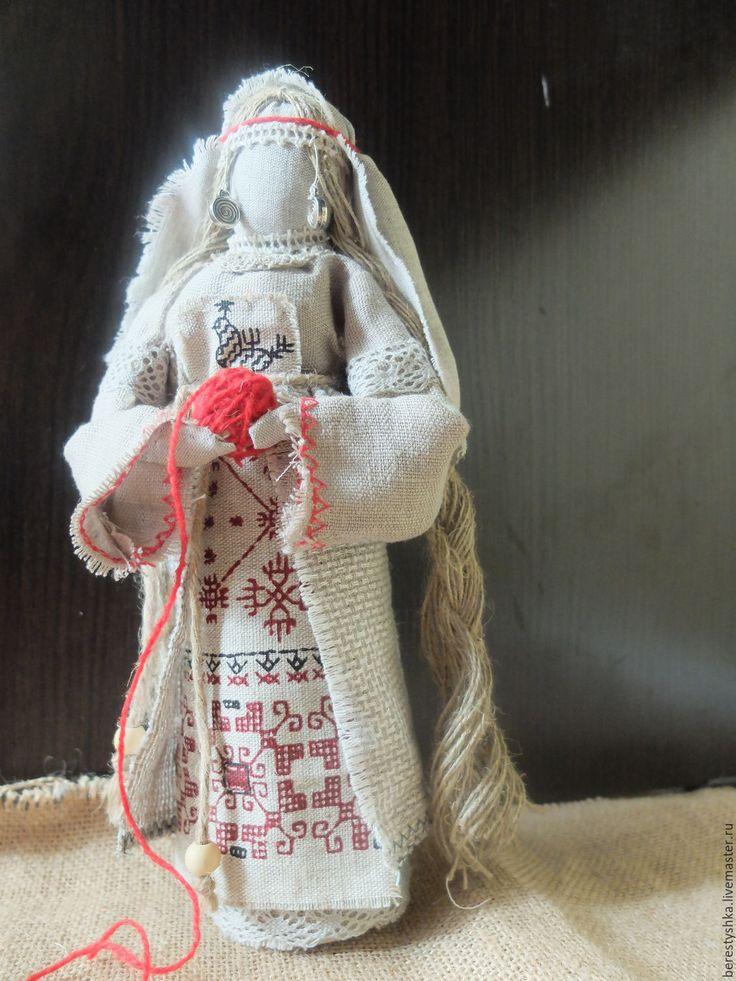 Купить авторская кукла Макошь - русские боги, Древняя Русь, авторская кукла, кукла-образ