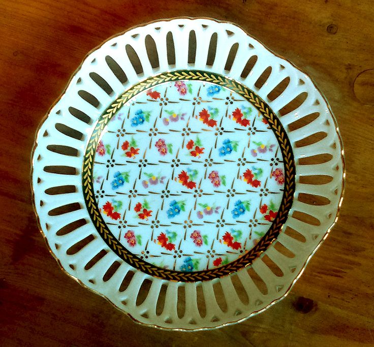 Friendship plate Gift for a friend by StrawberryfVintage on Etsy