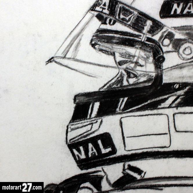 Ayrton Senna. #artistcommunity #successartist #growyouraudience #artempire #ink #inkillustration #illustration #racingart #motorsportart #f1art #FormulaOneart #Formula1Art #pencil #McLaren #RonDennis #WorldChampion #AyrtonSenna #SennaMovie #SempreAyrton #InstutitoAyrtonSenna #Honda #Renault #FordCosworth #originalart #racing #FormulaOne #Formula1 #racingart #CarsDesign #GillesVilleneuve #RacingPaintings #Posts #MotorsRacing #F1Artworks #Interlagos