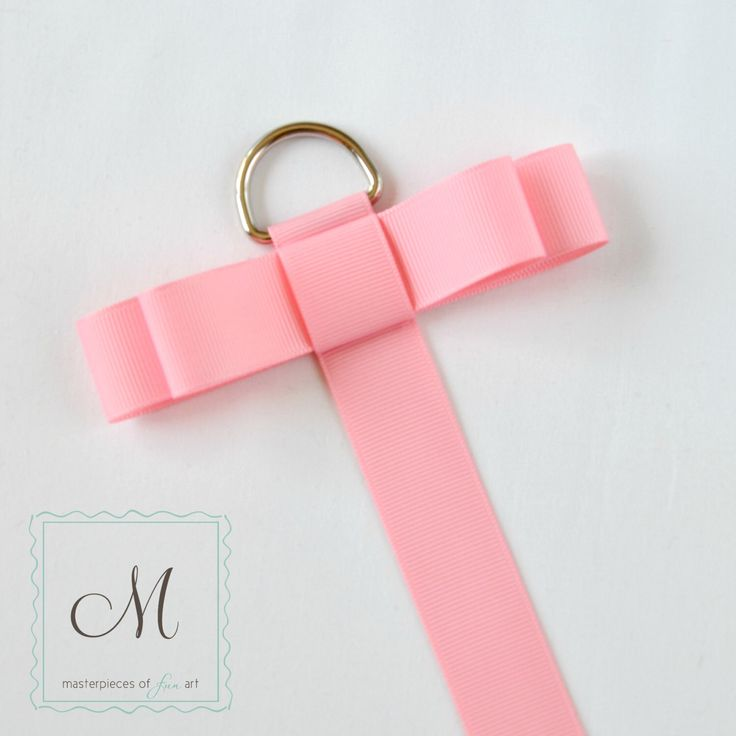Pink Grosgrain Ribbon Hair Clip Organizer - Hair Bow Holder - Girls Clip and Barrette Hanger - Hanging Bow Organizer - Light Pink Pastel by MasterpiecesOfFunArt on Etsy https://www.etsy.com/listing/151960137/pink-grosgrain-ribbon-hair-clip