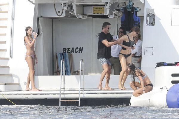 Sylvester Stallone, un esposo romántico y un padre divertido - Yahoo Celebridades En Español