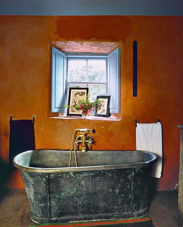 Las Cositas de Beach & eau: TEJA...........el color de la terracota............................me gusta en todas sus variantes...de los anaranjados al rosado....el color de las telasénicas,de LA ROMA QUE AMO,de los muros entramados de algunas casa de COPHENAGUE.........................uuuuuuuuuuuuuuummmmmmmmmmmmm........................