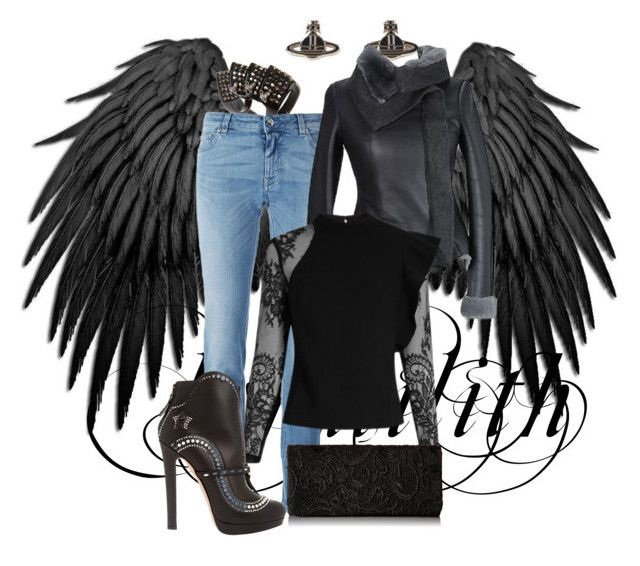 My wings by lyralilith on Polyvore featuring arte
