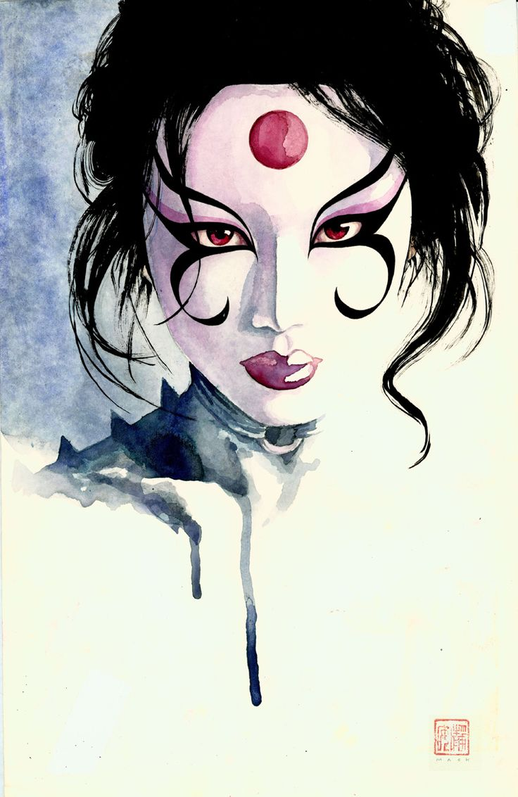 Find This Pin And More On Kabuki