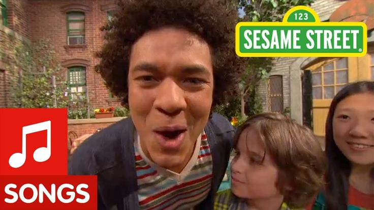 Sesame Street: What rhymes with Mando? practice of -ando songs